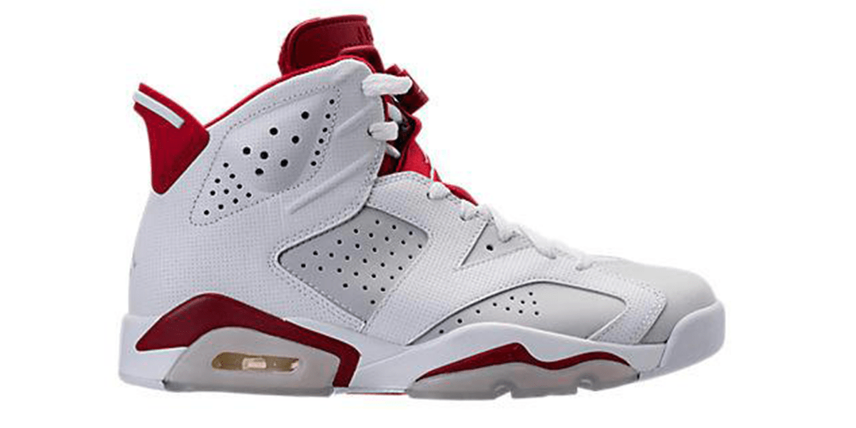 Restore Your Air Jordan Retro 6 Basketball Shoes With New Laces