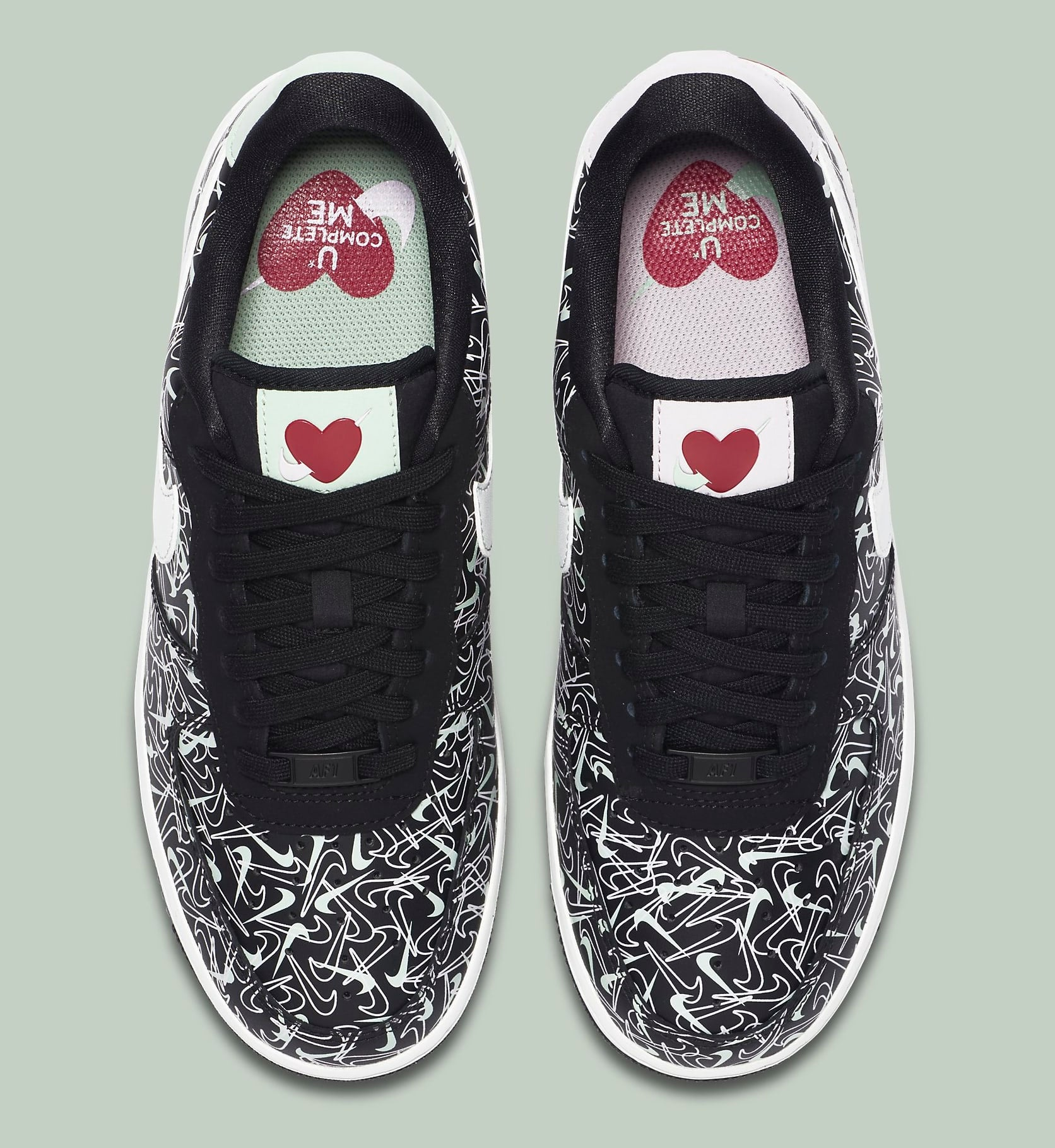 A Little Sneaker Love: Just in Time for Valentine's Day