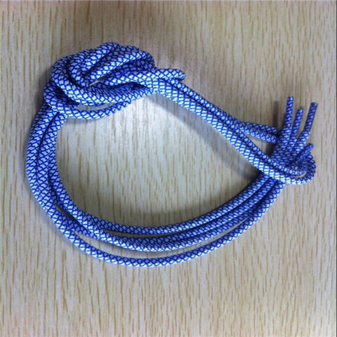 Blue Rope Laces