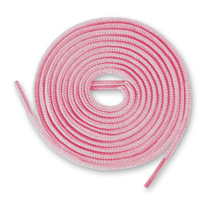Oval Shoe Laces (Light Pink)