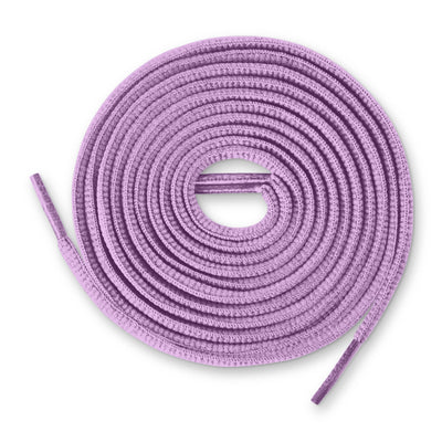 Oval Shoe Laces (Purple)