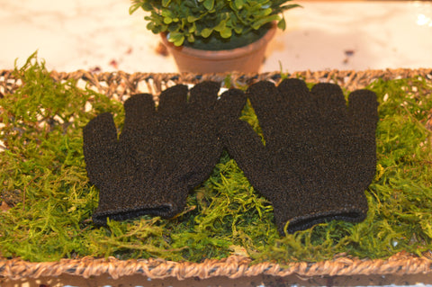 Exfoliating Body Gloves