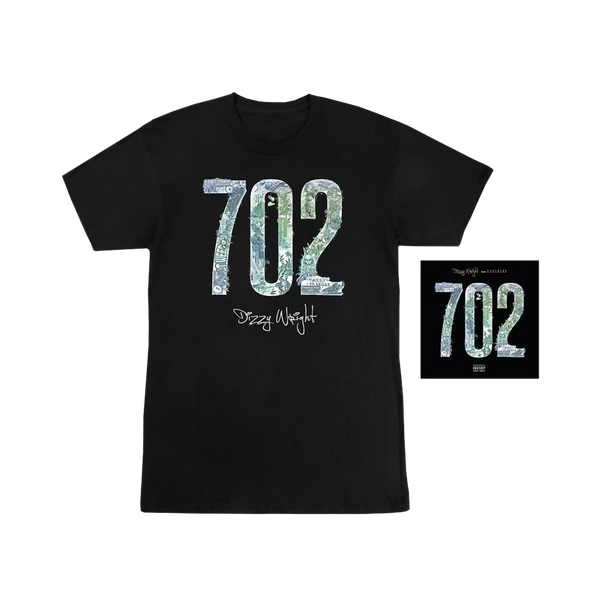 *LTD* 702 EP Tee and CD Bundle