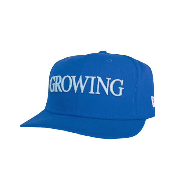 Dizzy Wright Growing Blue New Era Snapback