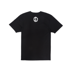 Wake And Bake Tee in Black