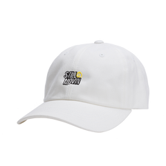 *LTD Still Movin White Dad Hat