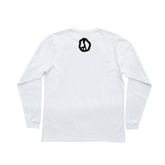 Dizzy Wright Wisdom & Good Vibes White Long Sleeve