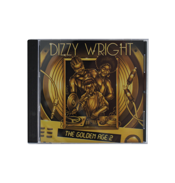 The Golden Age 2 CD