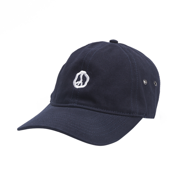 LRG Good Vibes Dad Hat in Navy