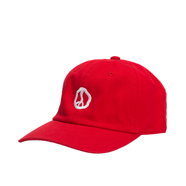 Dizzy Peace Red Dad Hat