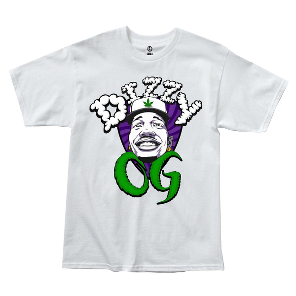 Dizzy OG White T-Shirt