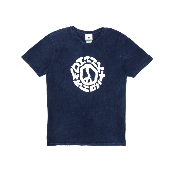 LRG Do The Wright Thing Tee in Navy