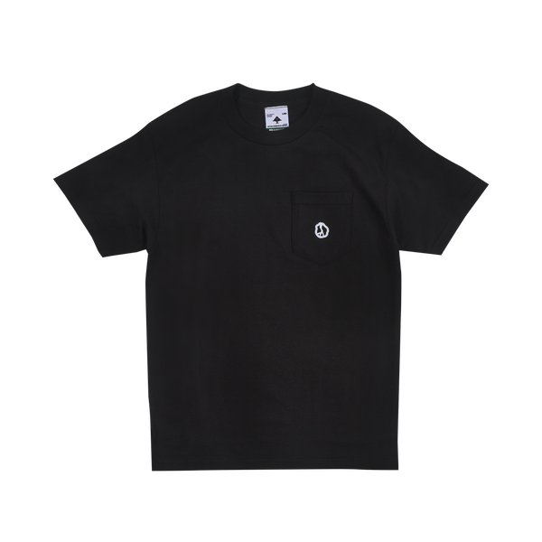 LRG Good Vibes Pocket Tee in Black