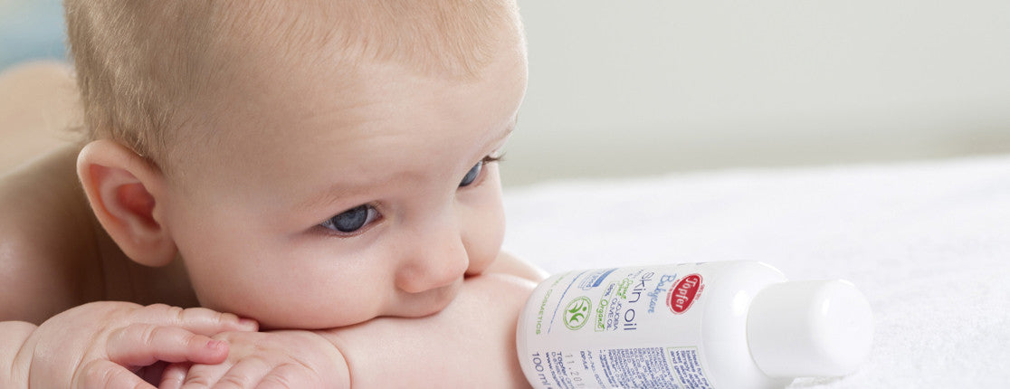 How to Identify If Your Baby Has Sensitive Skin?