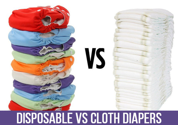 Disposable baby diapers vs Cloth diapers malaysia