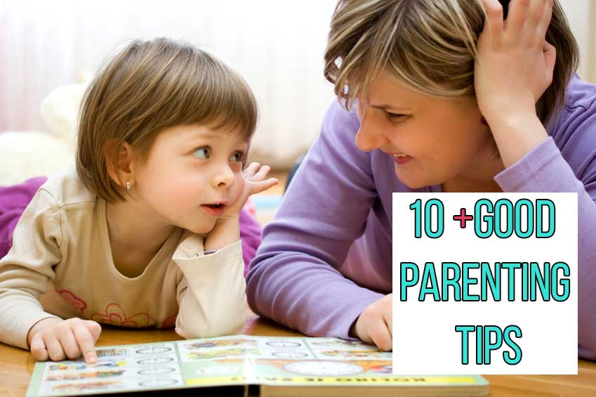 10 best tips for parenting skills 2018