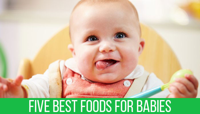 top best food for baby