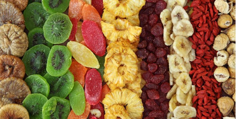 dried fruit is part of healthy diet of pregnant women