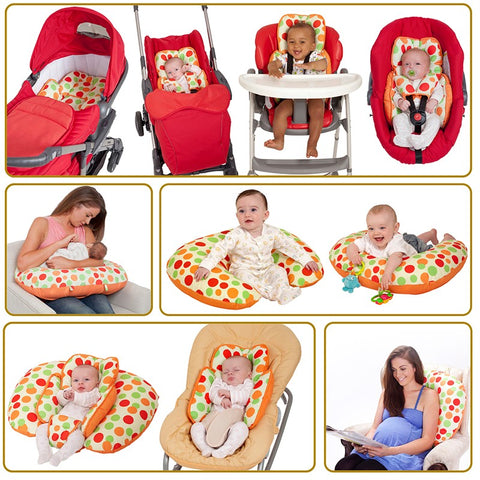 Image result for Clevamama ClevaCushion 10-in-1 Nursing Pillow