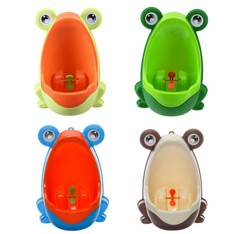 Baby Boy Frog Potty Urinal Pee Toilet Bathroom Training review 2018