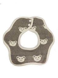 Baby bib 360 degrees flowers in the shape of newborn Bib (Random Design)/ Hot Selling/ SPECIAL DISCOUNT 50%