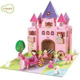 New In box Kroom Trinny playset - fairy castle theme playset/ Special Gift/ Waterproof Coating/ 100% Original
