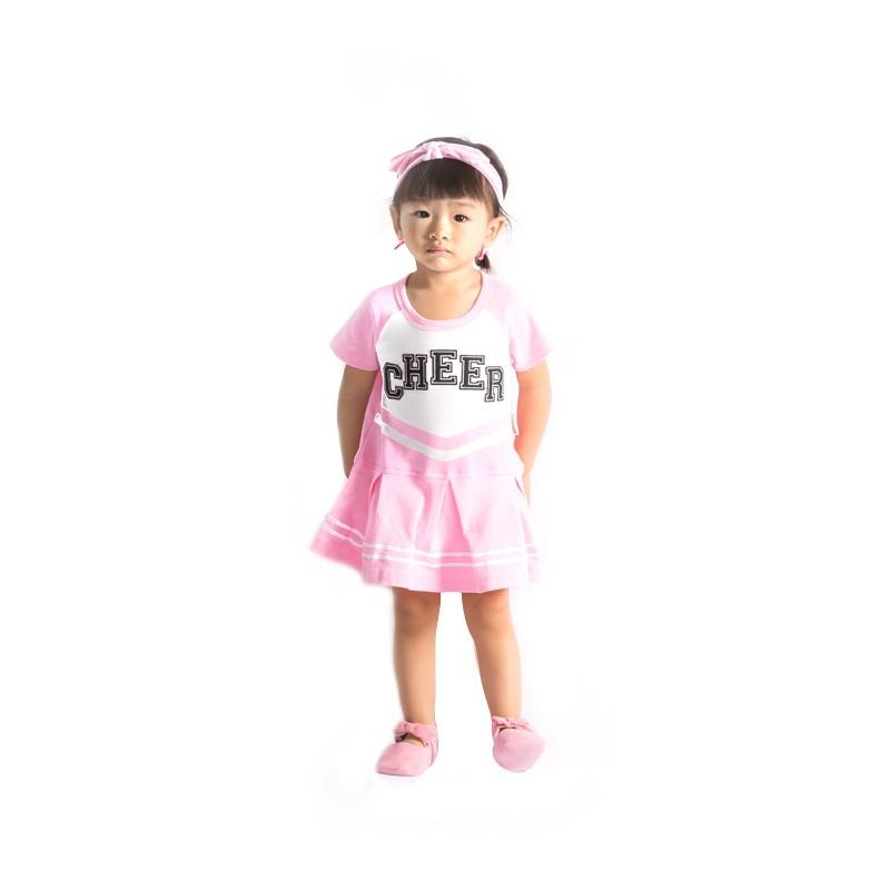 HOLABEBE BABY SET- CHEERLEADER/100% Original/ Best Selling