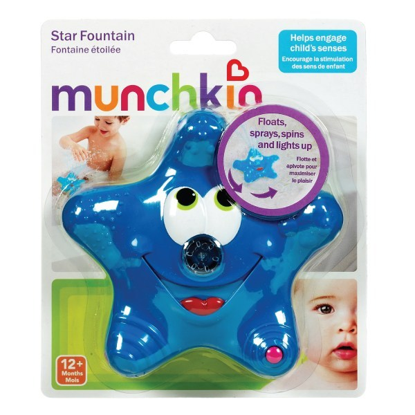 Munchkin Star Fountain (Assorted)-BB/ 100% Original/ High Quality/ Hot Selling