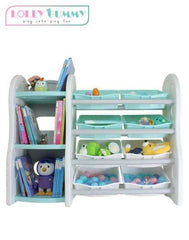 COBYHAUS LOLLY GUMMY STORAGE CABINET - LIGHT GREEN  (BPA FREE)