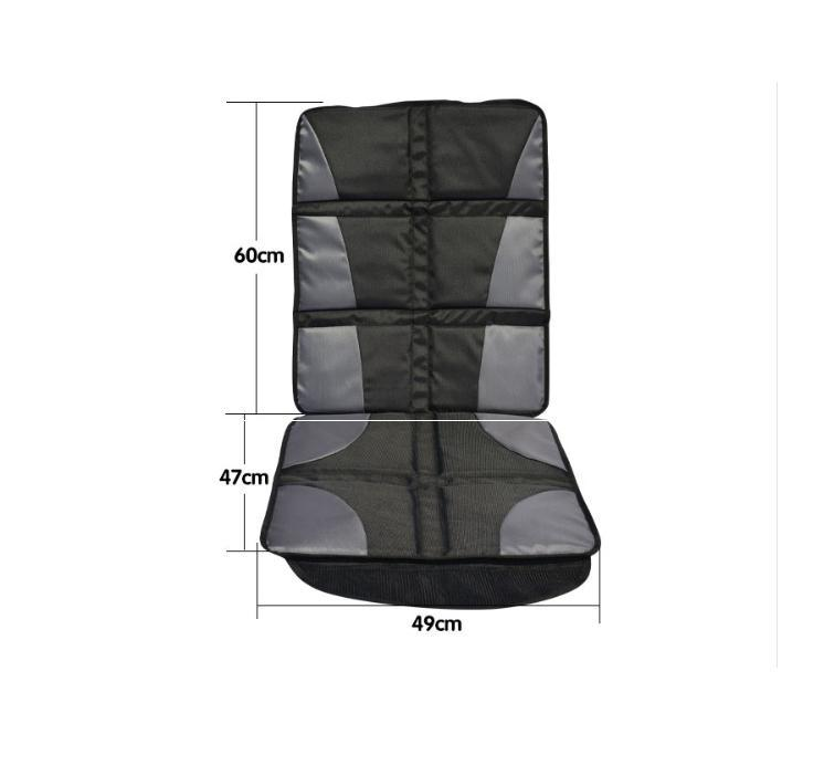 New In Box CAR SEAT PROTECT BLACK/BLUE/ Car Seat & Stroller Accessories/ Good Quality