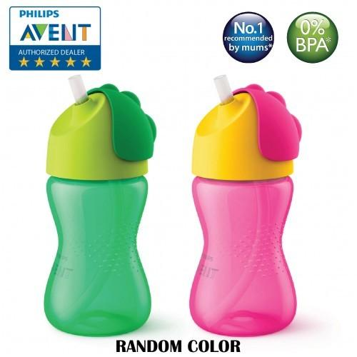 PHILIP AVENTS STRAW CUP 10OZ (MIXED BOY/GIRL)-SINGLE (Random Design)| |Halomama - HALOMAMA.com