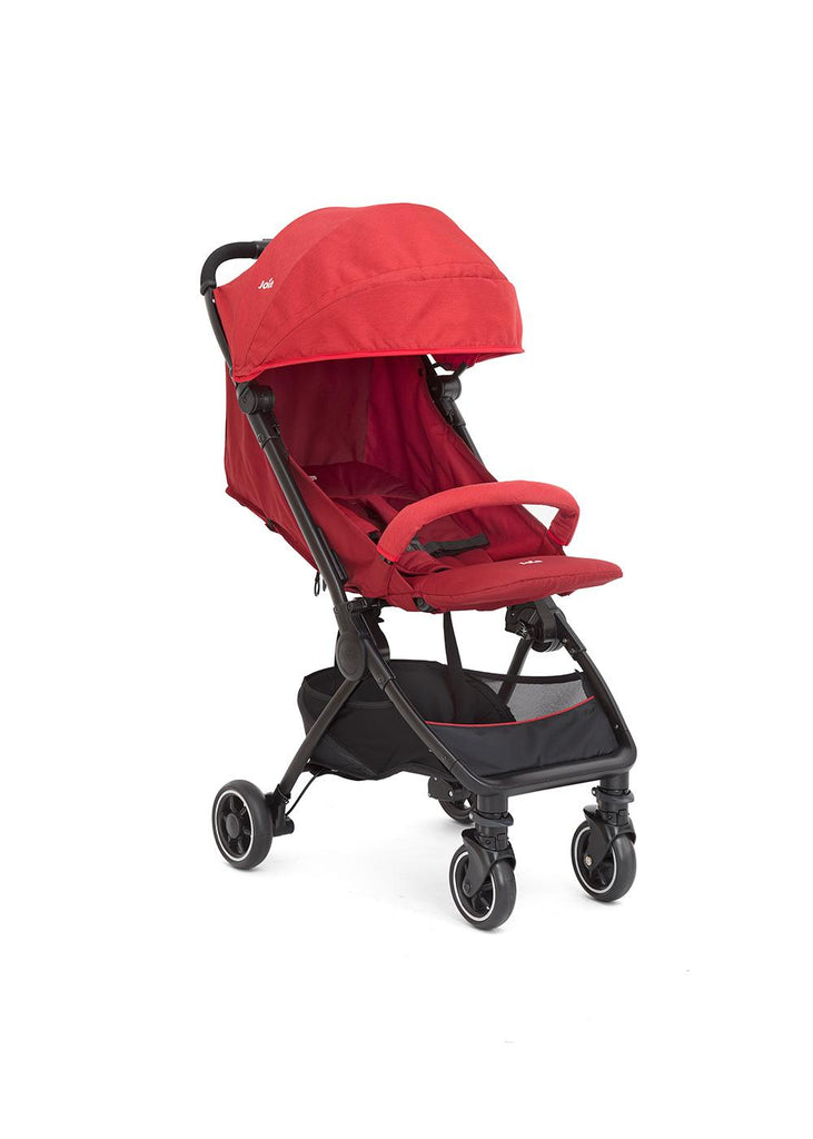 Joie Pact Cranberry/ Suitable from birth/ Light Weight Stroller Only 6kg