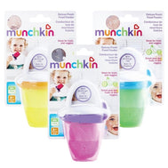 MUNCHKIN DELUXE FRESH FEEDER GREEN / PINK / YELLOW
