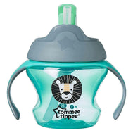 Tommee Tippee First Straw Cup 150ml 9M+ Green SHOCKING DEAL| drinking|Halomama - HALOMAMA.com