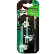 Tommee Tippee Replacement Straw with Cleaning Brush for Straw cup AUGUST SPECIAL DEALS
