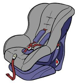 Baby Car Seat Safety infant booster