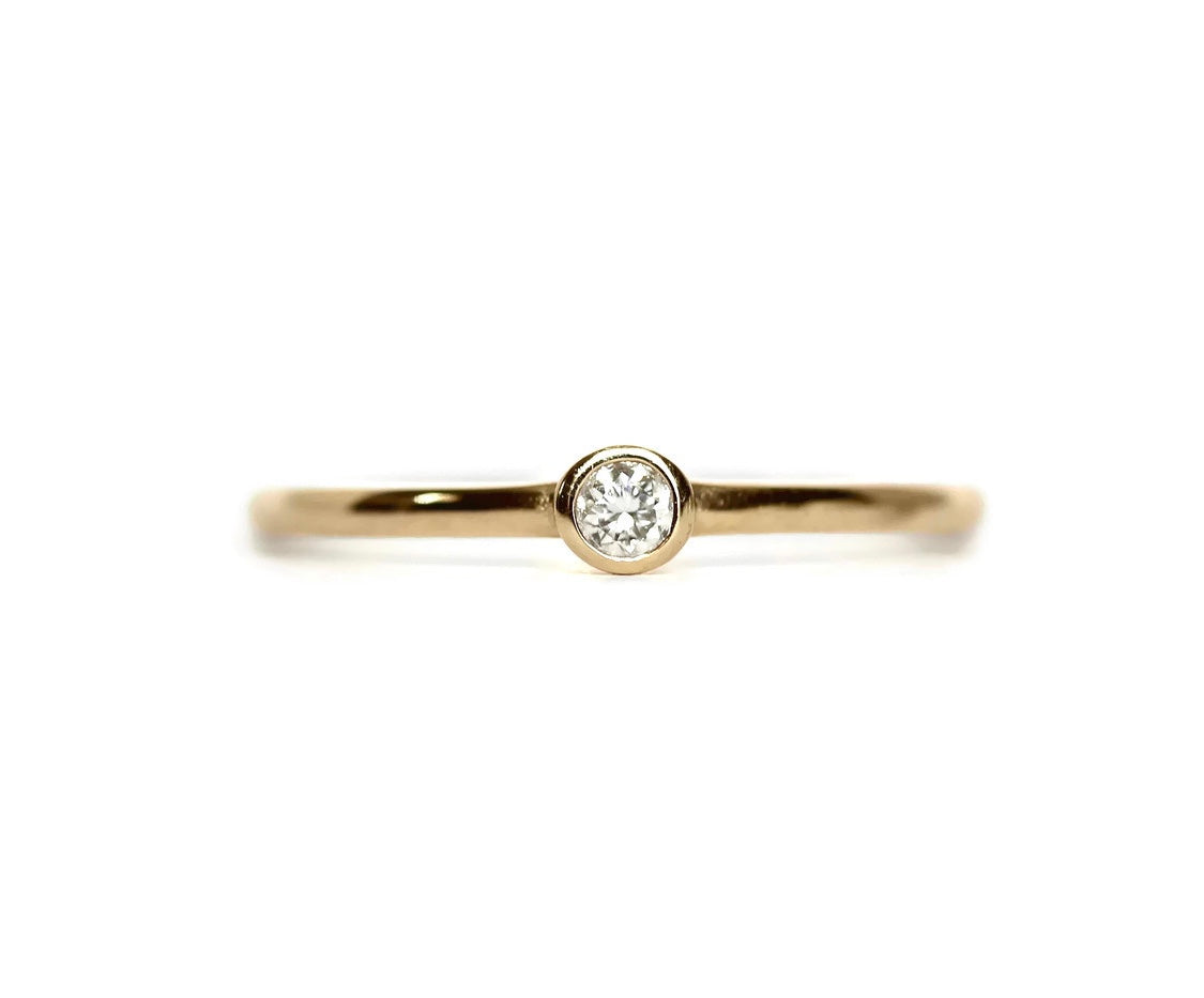 Starlight Stacking Ring
