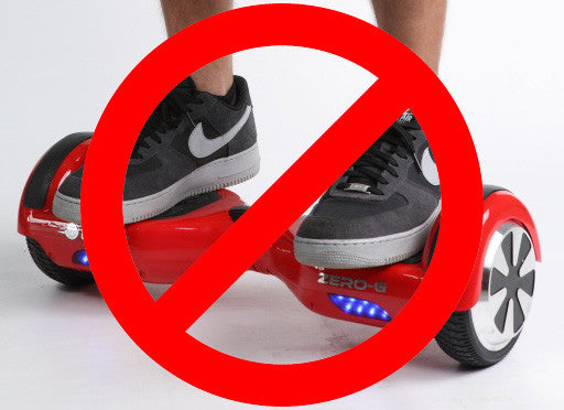 Why Interim Ban on Sale of Unsafe Hoverboards is Proving to be Ineffective