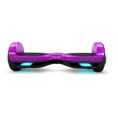 SkyWalker Purple Color Mini Segway 6.5 Inch - WalkBye