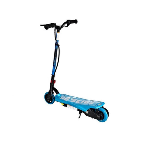 Go Skitz 1.0 Blue Electric Scooter For Kids - WalkBye