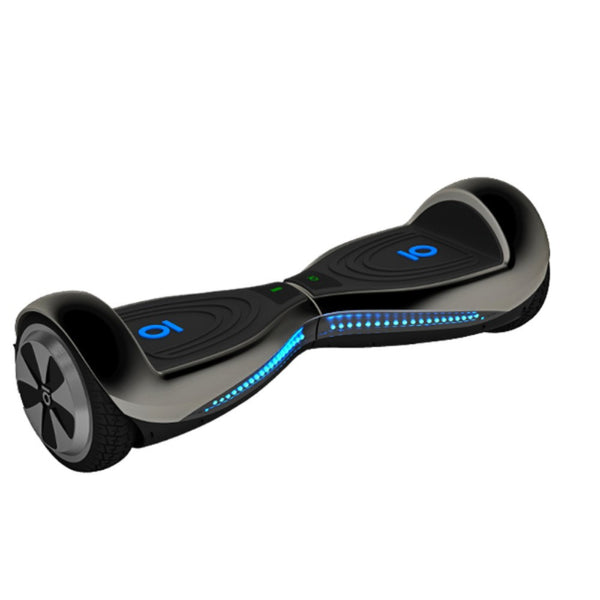 4WRD S3 Black Hoverboard 6.5 Inch~GPS~Mobile App~Remote Control~Bluetooth Speaker - WalkBye