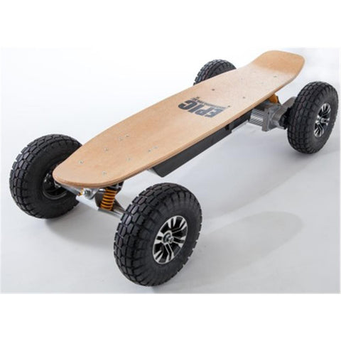 THE EPIC DOMINATOR 4000W PRO ELECTRIC SKATEBOARD - WalkBye
