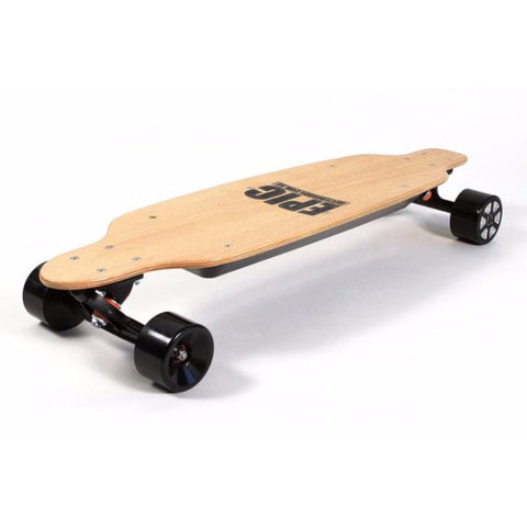 Epic Light Weight Racer Electric Skateboard 3200W Fly Dual Brushless Hub Motor - WalkBye
