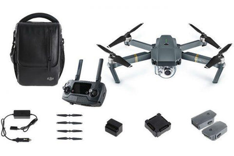 DJI Mavic Pro Drone with Extras - WalkBye