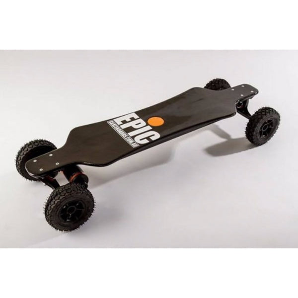EPIC RACER 3200 CARBON DUAL PRO ELECTRIC LONGBOARD - WalkBye