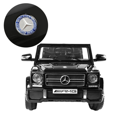 Licensed Mercedes Kids Ride On Car with Remote Control - WalkBye