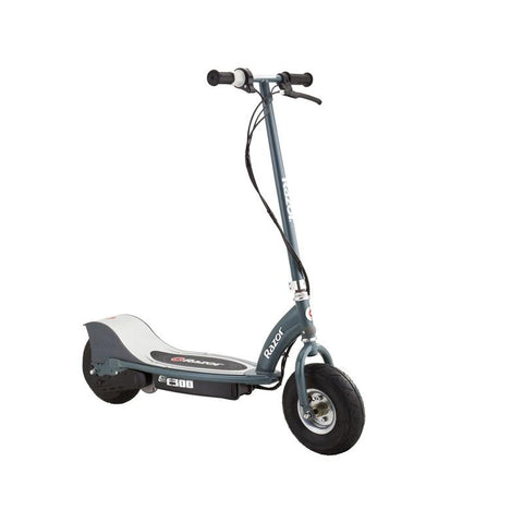 Razor E300 Electric Scooter Grey - WalkBye