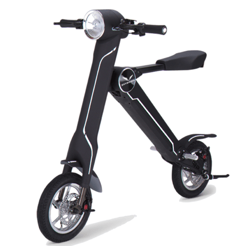 Skywalker Electric Scooter SkyBike~Free Shipping~Black Colour
