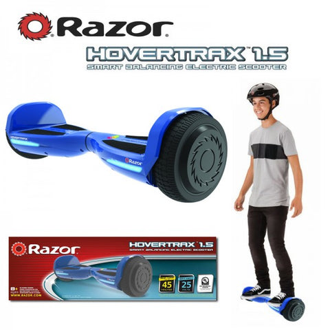 Razor Hovertrax 1.5 Blue - WalkBye