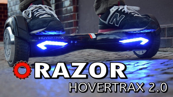 Razor Hovertrax 2.0 - Sky Night Black - WalkBye